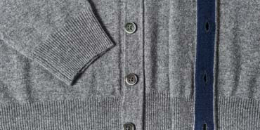 cardigan sweater mens buttons details