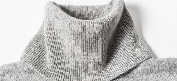 Women's Cashmere Turtleneck Sweater | MaisonCashmere