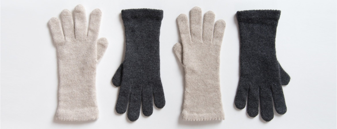 women cashmere gloves colors