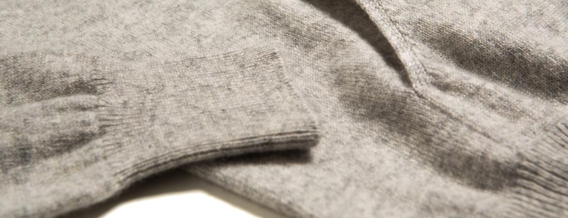 men cashmere hoody